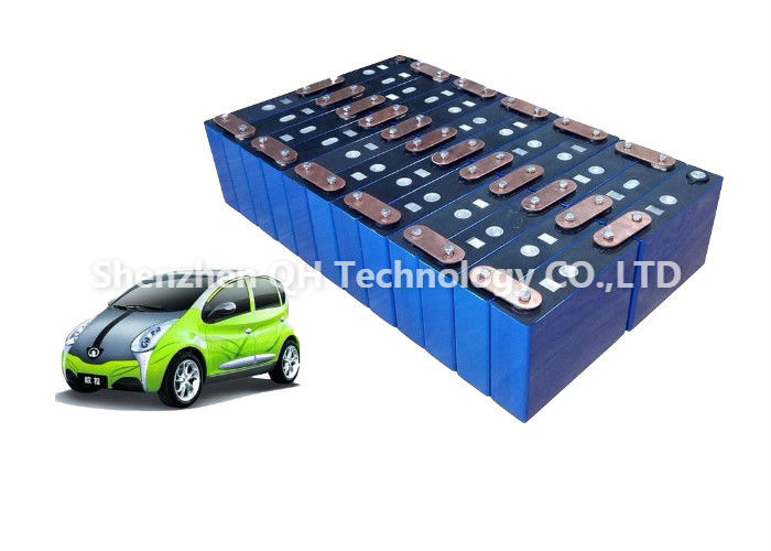 Fast Charge Lifepo4 Electric Car Batteries , 72V 120Ah Lifepo4 Automotive Battery